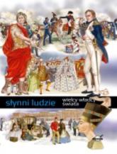 Słynni ludzie Wielcy władcy świata - R. Barsotti | mała okładka