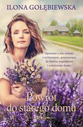 Powrót do starego domu - Ilona Gołębiewska | mała okładka