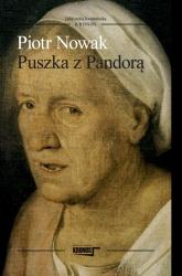 Puszka z Pandorą - Piotr Nowak | mała okładka