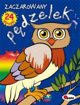 Zaczarowany Pędzelek Zwierzęta - Piotr Kozera | mała okładka