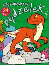 Zaczarowany Ołówek Dinozaury - Piotr Kozera | mała okładka
