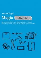 Magia olewania - Sarah Knight   mała okładka