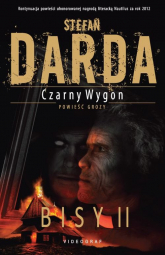 Czarny Wygon Bisy II - Stefan Darda | mała okładka