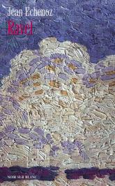 Ravel - Jean Echenoz | mała okładka