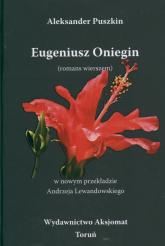 Eugeniusz Oniegin - Aleksander Puszkin | mała okładka