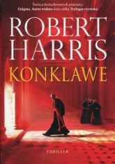 Konklawe - Robert Harris | mała okładka