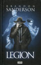 Legion - Brandon Sanderson | mała okładka