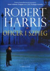 Oficer i szpieg - Robert Harris | mała okładka