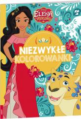 Elena z Avaloru Niezwykłe kolorowanki/KO3 KO-3 - zbiorowe opracowanie | mała okładka