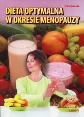 Dieta optymalna w okresie menopauzy - Emila Gierada | mała okładka