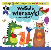 Wesołe wierszyki o zwierzątkach - Urszula Kozłowska | mała okładka