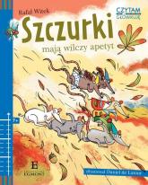 Czytam i główkuję Szczurki mają wilczy apetyt - Rafał Witek | mała okładka