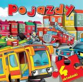 Pojazdy Puzzle -  | mała okładka