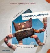 Alojzy@kot_w_podróży.com - Roksana Jędrzejewska-Wróbel | mała okładka