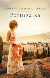 Portugalka - Iwona Słabuszewska-Krauze | mała okładka