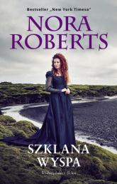 Szklana wyspa - Nora Roberts | mała okładka