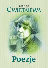 Poezje - Marina Cwietajewa | mała okładka