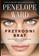 Przyrodni brat - Ward Penelope | mała okładka