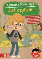 Już czytam Fiord i zaginiony naszyjnik Koniec z wygłupami Gdzie jest Kunegunda - Agnieszka Stelmaszyk | mała okładka