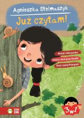 Już czytam BIND UP 2 - Agnieszka Stelmaszyk | mała okładka