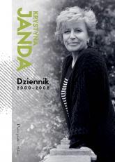 Dziennik 2000-2002 - Krystyna Janda | mała okładka