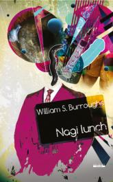 Nagi lunch - Burroughs William S.   mała okładka