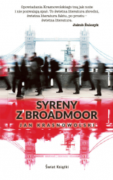 Syreny z Broadmoor - Jan Krasnowolski | mała okładka