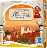 Alhambra - Dirk Henn | mała okładka