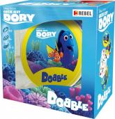 Dobble: Gdzie jest Dory? - Denis Blanchot, Guillaume Gille-Naves | mała okładka
