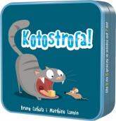 Kotostrofa - Bruno Cathala, Matthieu Lanvin | mała okładka