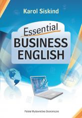 Essential Business English - Karol Siskind   mała okładka