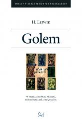Golem - H. Lejwik | mała okładka
