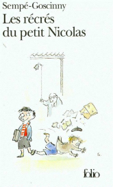 Les recres du petit Nicolas - Goscinny Rene, Sempe Jean Jacques | mała okładka