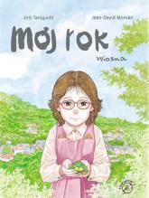 Mój rok Wiosna Komiks - Taniguchi Jiro, Morvan Jean-David | mała okładka