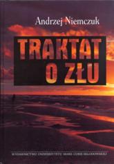 Traktat o złu - Andrzej Niemczuk   mała okładka
