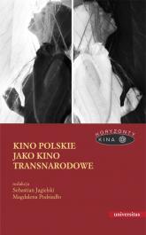 Kino polskie jako kino transnarodowe -  | mała okładka