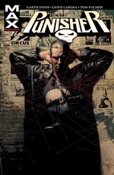 Punisher Max Tom 1 - Garth Ennis   mała okładka