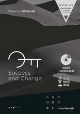 Success and Change + CD - Mateusz Grzesiak | mała okładka