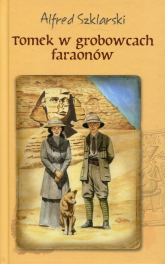 Tomek w grobowcach faraonów - Alfred Szklarski | mała okładka