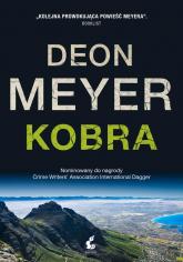 Kobra - Deon Meyer | mała okładka