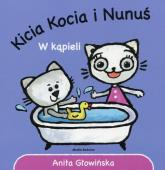 Kicia Kocia i Nunuś W kąpieli - Anita Głowińska | mała okładka