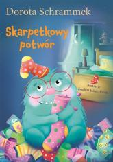 Skarpetkowy potwór - Dorota Schrammek | mała okładka