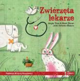 Zwierzęta lekarze - Trius Angie, Doran Mark, Blasco Julio Antonio | mała okładka