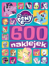 My Little Pony 600 naklejek -  | mała okładka