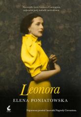 Leonora - Elena Poniatowska | mała okładka