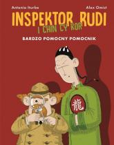 Inspektor Rudi i Chin Cy Kor Bardzo pomocny pomocnik - Antonio Iturbe | mała okładka