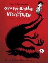 Opowiadania (nie) dla wszystkich - Paweł Beręsewicz | mała okładka
