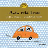 Auto robi brum - Lotta Olsson   mała okładka