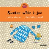 Sweter włóż i już - Lotta Olsson   mała okładka