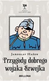 Przygody dobrego wojaka Szwejka - Jaroslav Hasek | mała okładka